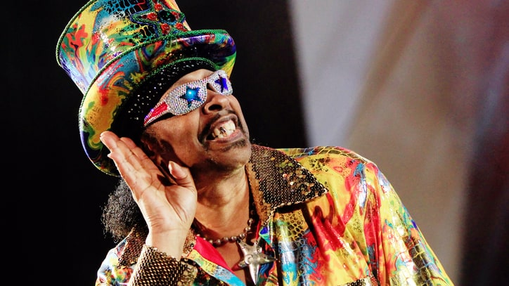 Hear Bootsy Collins' Funky Song With Musiq Soulchild, Big Daddy Kane