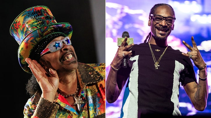 Bootsy Collins Recruits Snoop Dogg, Chuck D, Buckethead for New LP