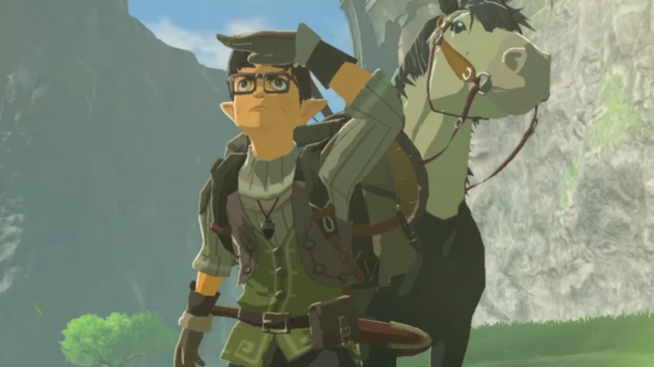 Is 'The Legend of Zelda: Breath of the Wild' Character Botrick a Tribute to Satoru Iwata?