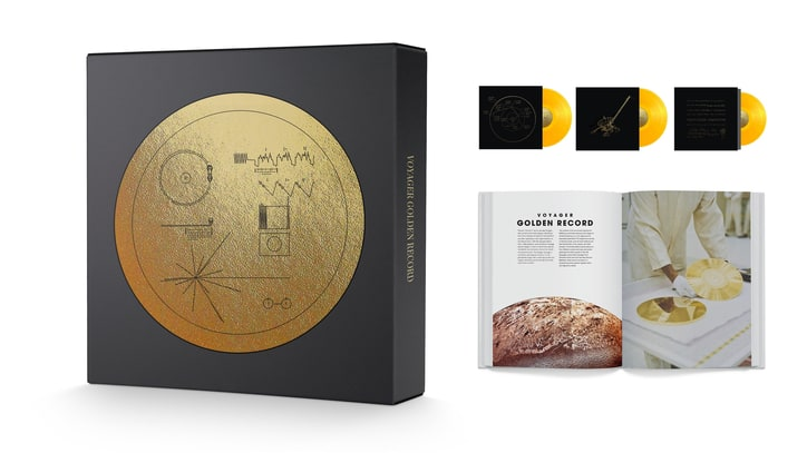 Voyager Golden Record Vinyl Reissue in the Works