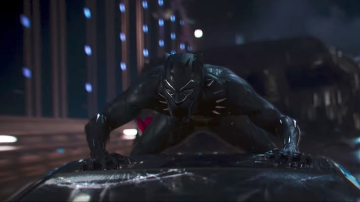 'Black Panther': Enter World of Wakanda in Frenetic First Trailer