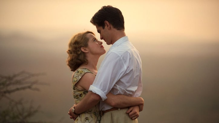 Andrew Garfield Brilliantly Avoids Showy Stunts as Polio Victim in 'Breathe'