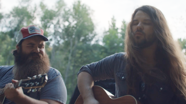 See Brent Cobb Tour Nashville, Go Fishing in New 'Country Pickups' Video