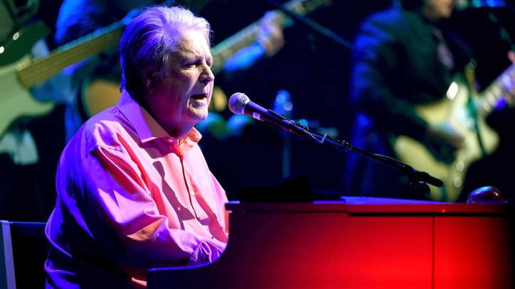 Hear Brian Wilson's New Surf-Rock Song 'Run James Run'