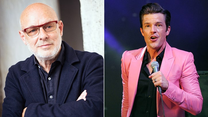 The Killers: How PTSD and Brian Eno Influenced New Song 'Some Kind of Love'