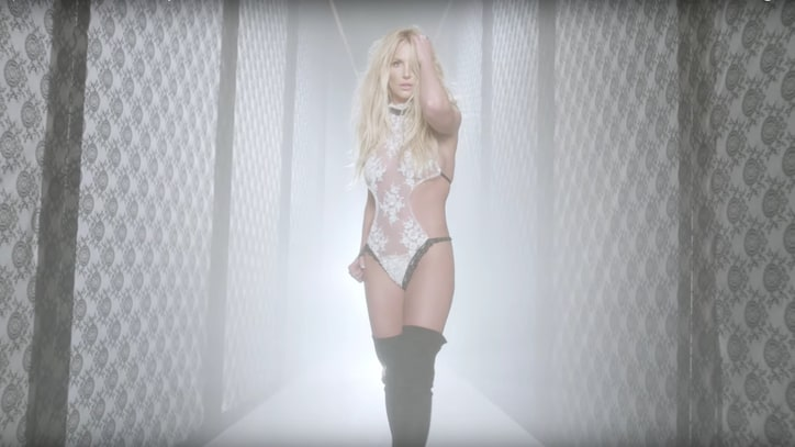 Watch Britney Spears' Steamy 'Make Me' Video