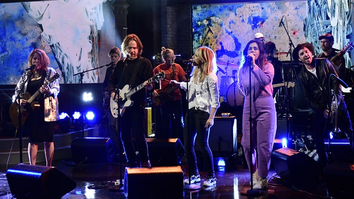 Broken Social Scene Perform First New Song in Seven Years on 'Colbert'