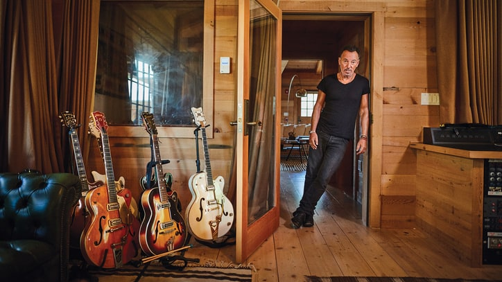 Bruce Springsteen Talks Steel Mill, 'Human Touch,' What Prince Taught Him