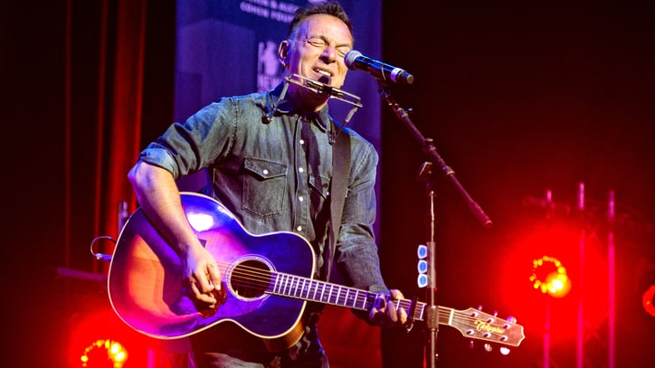 Bruce Springsteen, Jon Stewart and More: 8 Stand Up for Heroes Highlights