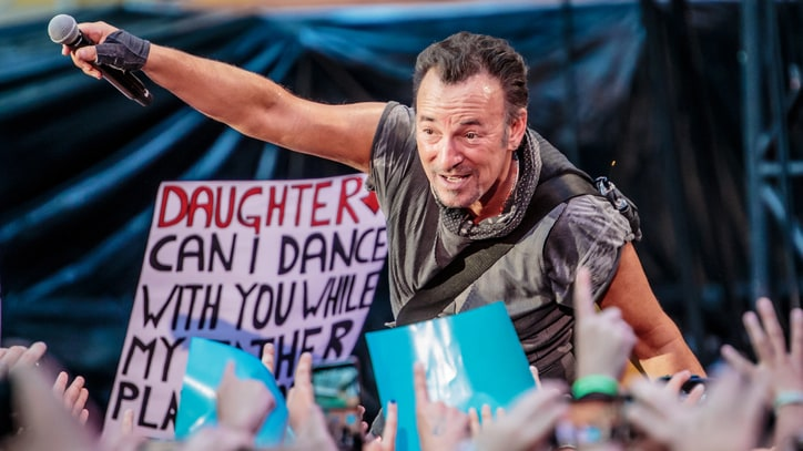 Bruce Springsteen's Live Vaults Set to Add 25 New Recordings