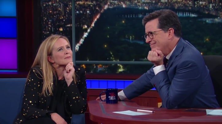 Samantha Bee on 2016 Election: 'I Want It to Be Over So Badly'
