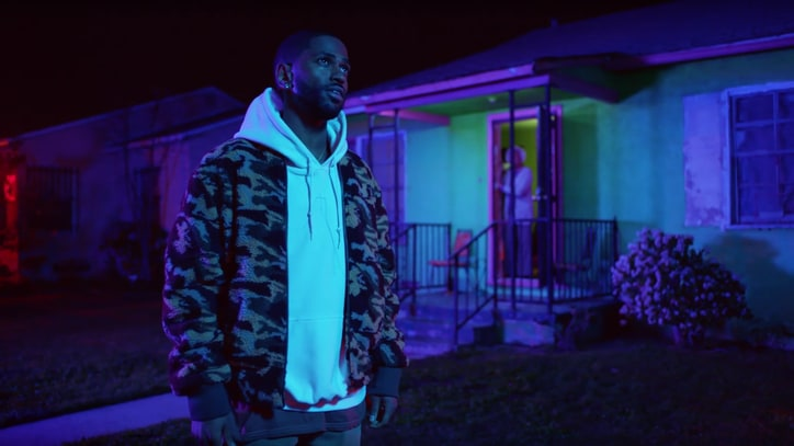 Watch Big Sean's Mesmerizing 'Halfway Off the Balcony' Video