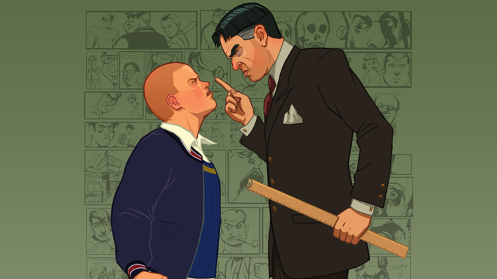 When Rockstar's 'Bully' Was the Most Dangerous Game in the World
