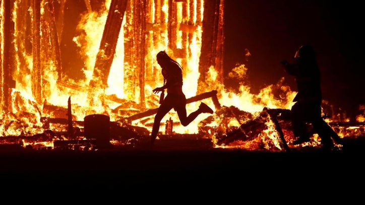 Burning Man Festival: One Man Dead, Another in Critical Condition