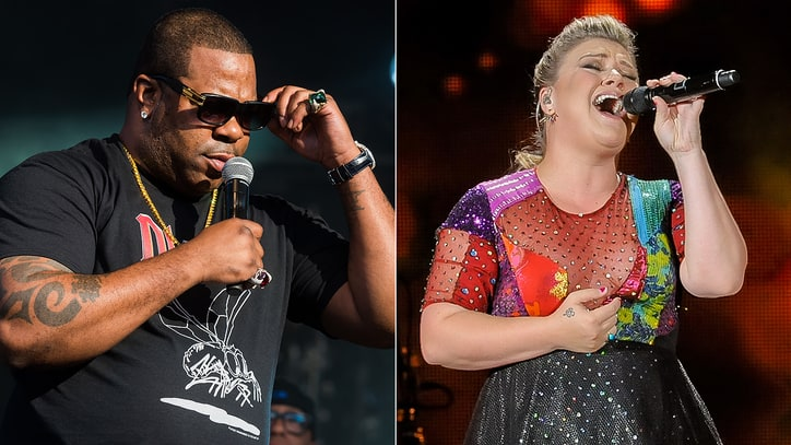 Hear Kelly Clarkson, Busta Rhymes' Songs on 'Hamilton Mixtape'