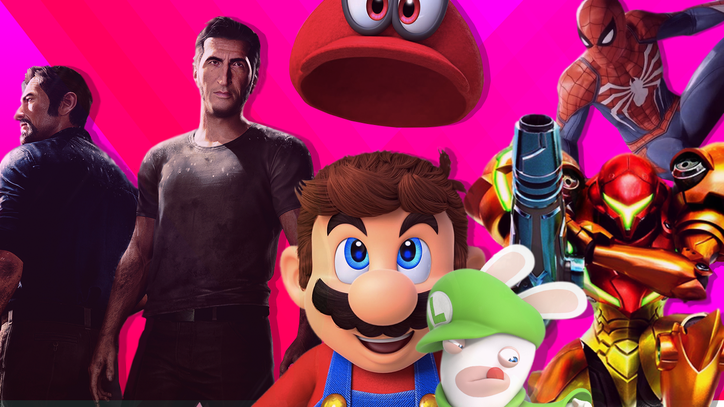 The Most Buzzworthy Games of E3 2017