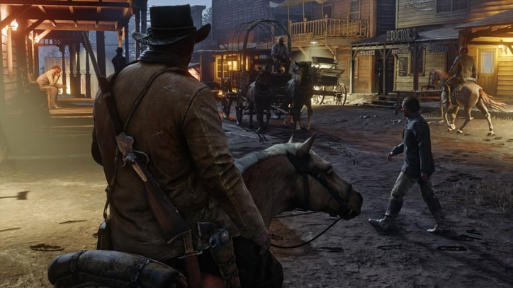 'Red Dead Redemption 2' News Coming Next Week