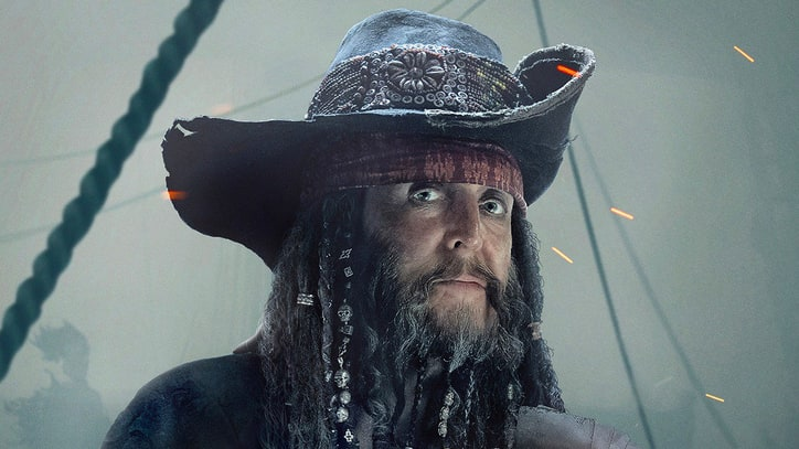 Paul McCartney Reveals 'Pirates of the Caribbean' Character