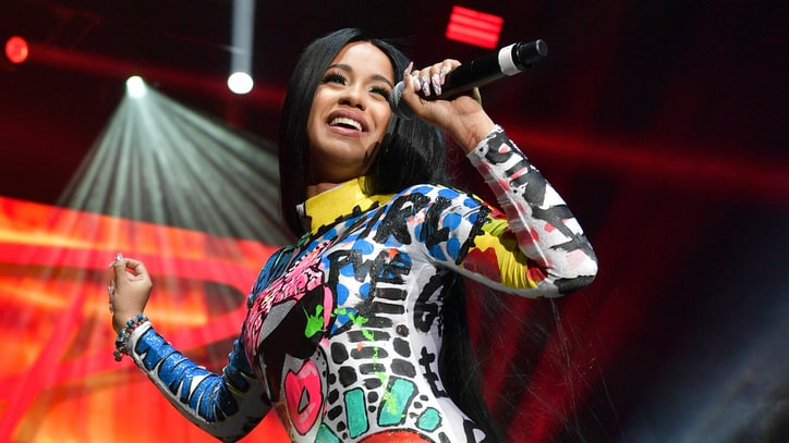 Cardi B's 'Bodak Yellow' Lands Historic Number One on Hot 100