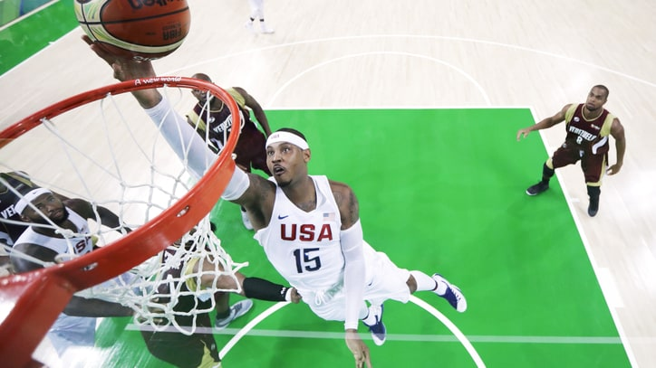 Rio Olympics: Why Carmelo Anthony Excels at International Basketball