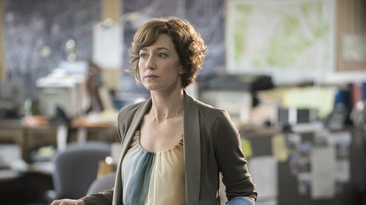 How Carrie Coon Quietly Became TV's Most Valuable Player of 2017