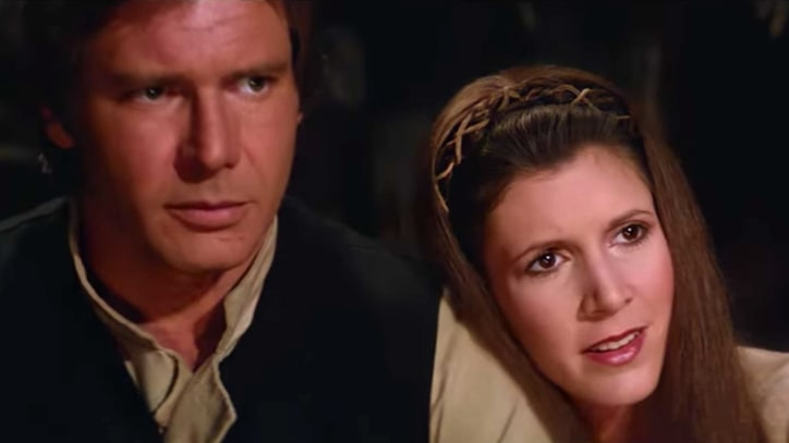 Watch 'Star Wars' Honor Carrie Fisher at 40th Anniversary Celebration
