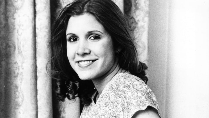 Carrie Fisher, Princess Leia in 'Star Wars,' Dead at 60