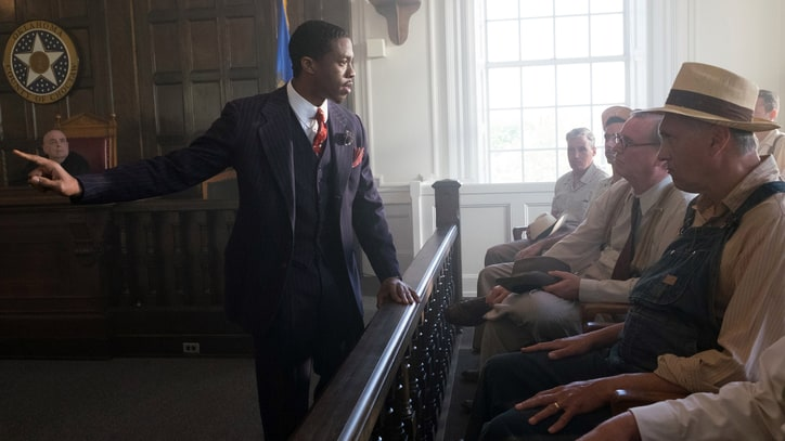 'Marshall' Review: Chadwick Boseman Electrifies as Young Civil Rights Icon
