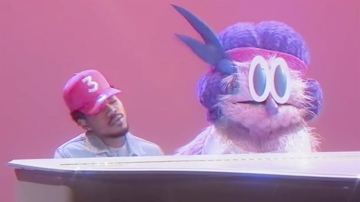 Watch Chance the Rapper's Glowing 'Same Drugs' Video