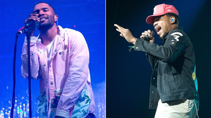 Frank Ocean, Chance the Rapper Lead Sasquatch Festival 2017 Lineup
