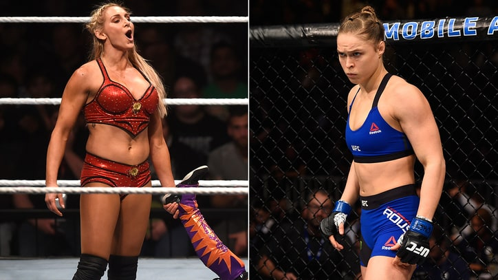 Charlotte Flair on Hell in a Cell, Facing Ronda Rousey at Wrestlemania