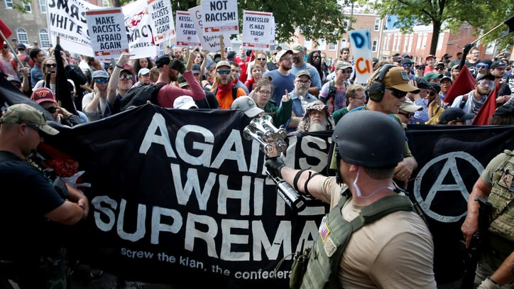 After Charlottesville Rally Ends in Violence, Alt-Right Vows to Return