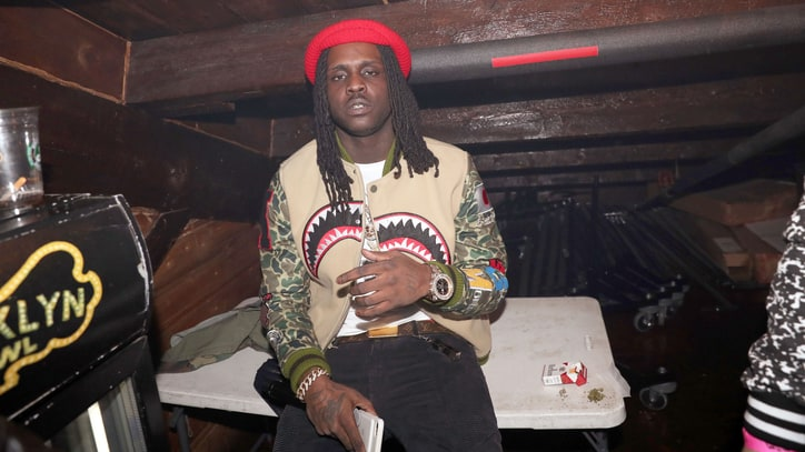 Chief Keef Arrested on Assault and Robbery Charges