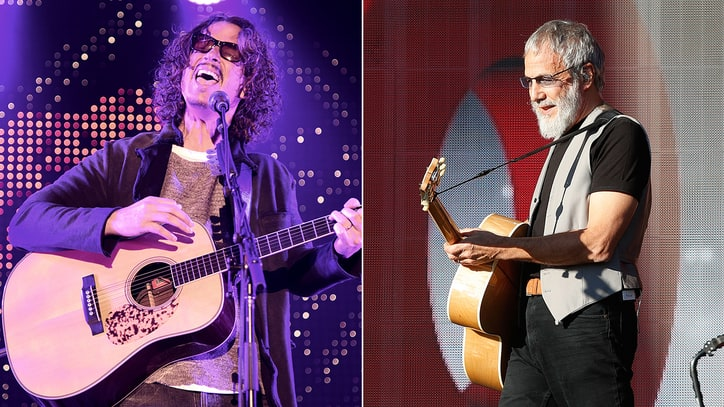 See Yusuf / Cat Stevens Perform 'Wild World' With Chris Cornell