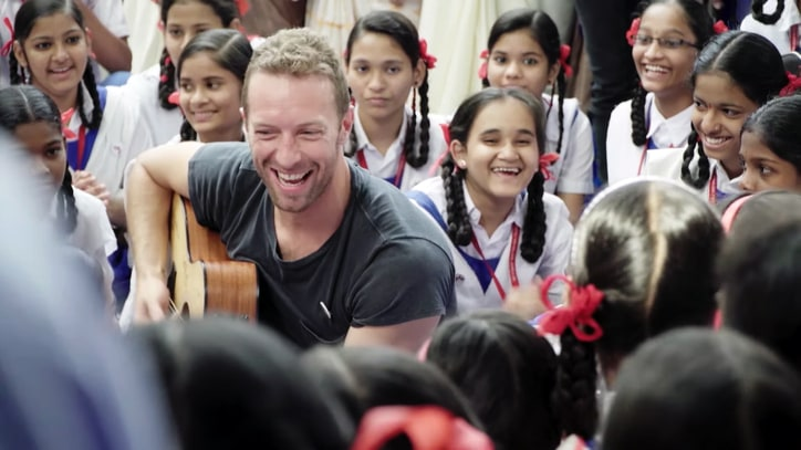 Watch Chris Martin, Kendrick Lamar in Trailer for Global Citizen Fest Doc