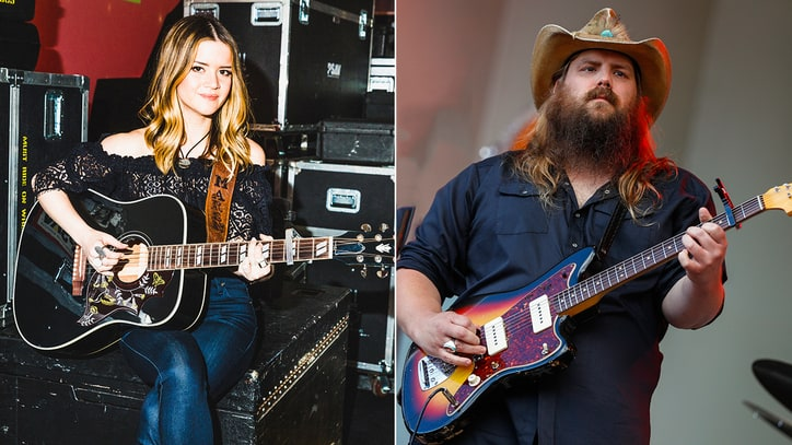 Stapleton, Maren Morris, Eric Church Lead 2016 CMA Awards Nominations