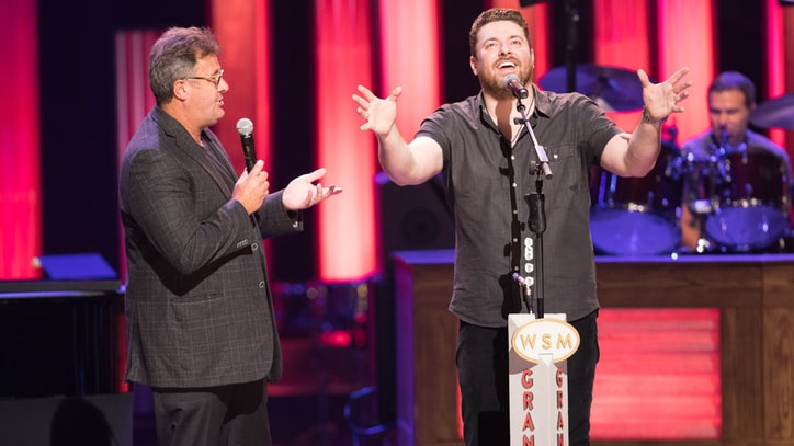 Chris Young to Become Newest Member of Grand Ole Opry