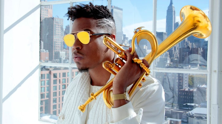 Christian Scott aTunde Adjuah Talks Jazz as Protest Music, Trap Influence