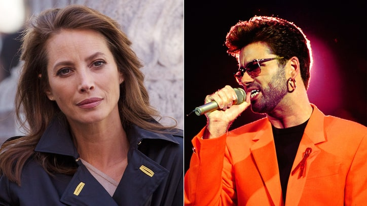 Christy Turlington Burns Remembers 'Shy' George Michael