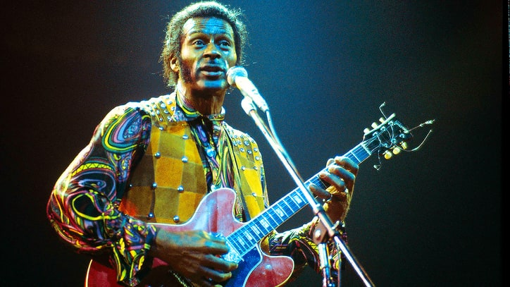 Flashback: John Lennon and Chuck Berry Jam on 'Johnny B. Goode'