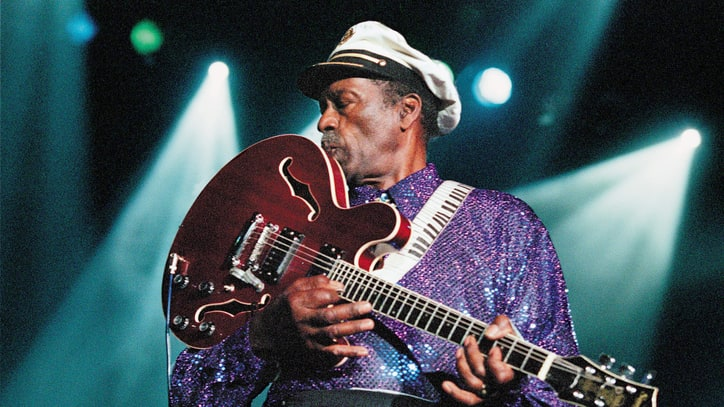 Chuck Berry: American Visionary