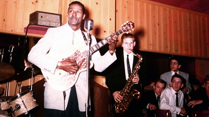 Flashback: Chuck Berry Performs at 1958 Newport Jazz Festival