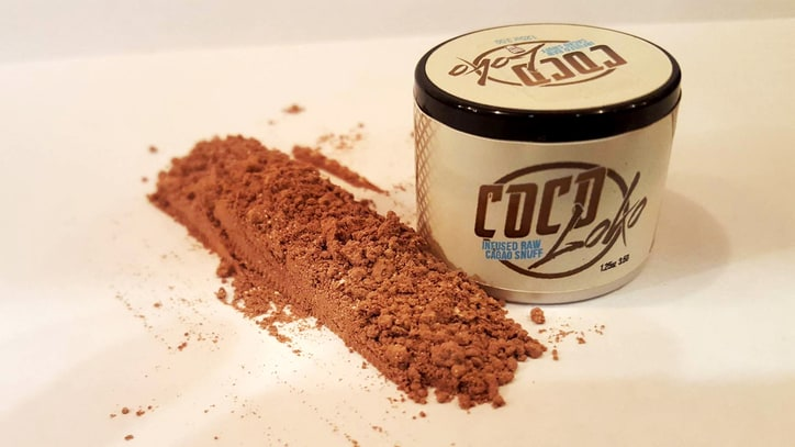 Snortable Chocolate: What You Need to Know about Coco Loko