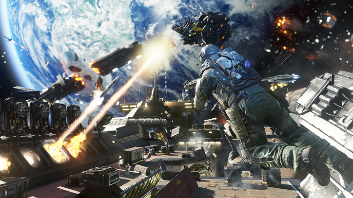 Review: 'Call of Duty: Infinite Warfare' Multiplayer is Pinnacle of the Slot Machine Shooter