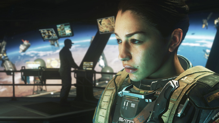 Why Infinity Ward Took 'Call of Duty' to Outer Space