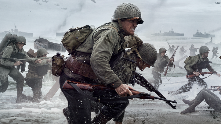World War 2 Is the Shot In the Arm 'Call of Duty' Needs