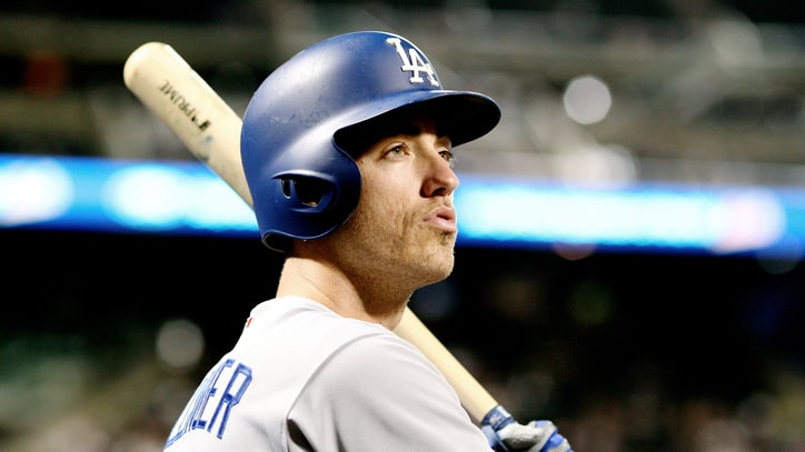 Dodgers' Cody Bellinger on His Perfect Swing, Thirst for Frappucinos