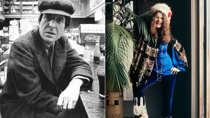 How Leonard Cohen Met Janis Joplin: Inside Legendary Chelsea Hotel Encounter