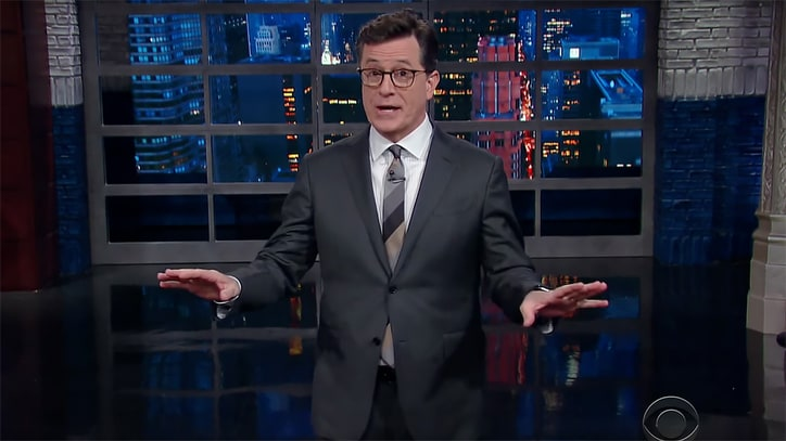 Stephen Colbert Responds to #FireColbert Backlash, Homophobia Accusations