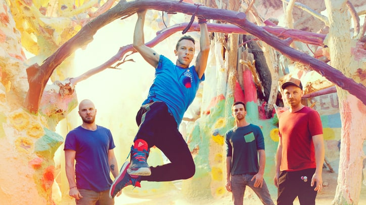 Review: Coldplay's 'Kaleidoscope EP' Continues Mood of Tranquil Satisfaction
